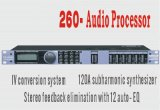 PRO Karaoke Audio Processor 260