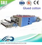 2018 New China Production Line Nonwoven Fabric Glue DOT Transfer Coating Machine for Interlining/ PE Film Laminated Cotton Non Woven Fabric Laminating Machine