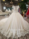 Aolanes Plain Lace Mermaid Strapless Wedding Dress 110915