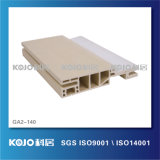 OEM/ODM Eco-Friendly Waterproof WPC Wall Panel with SGS Certificate (GA2-140)