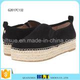 Hot Sale Fashion Colour Weave Leisure Shoes