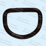 Garment Accessories High Quality Metal D Rings