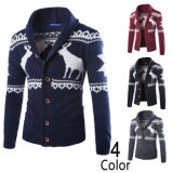Man′s Christmans Sweater 7gg Cardigan Wholesale