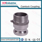 Professional Aluminum 8′′npt Threaded Chemical Engineering Quick Groove Coupling