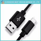 Hot Sale 1m Nylon Braided USB 3.1 Type C Mobile Phone Cable