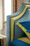 2017 Bedroom Furniture Fabric Modern Soft Bed Designs Jbl2003