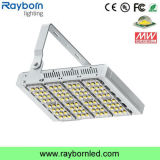 High Quality 150W LED Flood Light with Transparent Stalinite (RB-FLL-150WP)