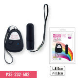 """Black Lover"" Remote Control Vibrator / Adult Toy"