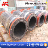 Wholesale Flanged Anti-Ozone Dredging Suction Rubber Hoses up to 52""