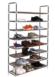 Metal Wire Advertising Wholesale Glass Retail Exhibition Computer Garment Product Floor Clothes Display Stand Shoes Rack Factory