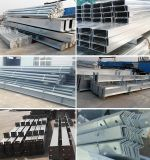 New Design Prefabricated Steel Structure Building Construction Material