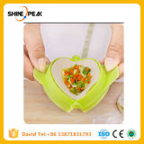 Color Random 1PC Dumplings Modelling Tools Kitchen Magic Creative Manual Pack Machine Food-Grade Plastic Pinch