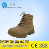 Cheap Price Steel Toe Genuine Leather Military Army Desert Waterproof Industrial Work Working Safety Shoe