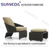 International Wide Iron Optional Round Wicker Metal Frame Simple Furniture