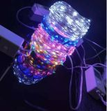 120 Count LED Indoor/Outdoor Fairy Lights, Neon Christmas Decoration Festival Rope Light, Flex Holiday Light