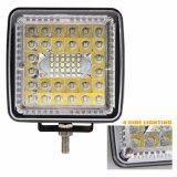 Auto 48W 12V Husky LED Tractor Work Light 24V LED Machine 4X4 Square LED Truck Light