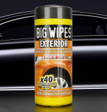 Heavy Duty Industrial Wipes Hands Oil Cleaning Wet Tissues Anti-Bacterial Cleaning Wipes