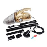 120W Multi-Function Car Vacuum Cleaner Handheld Auto Portable 12V Mini Car Air Compressor Tyre Inflator Infaltion Pump