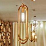 Modern Stainless Steel Creative Design Dining Room Pendant Light (Km4010)