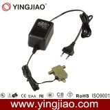 15W AC DC Plug in Linear Power Adapter for CATV