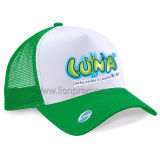 Summer Sports Promotional Items Polyester Mesh Cap