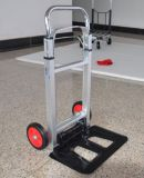 Storage /Logistic Use Foldable Metal Hand Truck (JT-S)