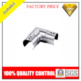 Stainless Steel Handrail Fittings Slot Pipe Elbow (JBD-A018)