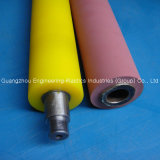Plastic PU Rubber Covered Roller
