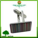 New Arrival Promotion Custom Design Stainless Steel Cufflink