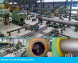 Qg Series Steel Pipe Inner/Outer Wall Shot Blast Cleaning Machine