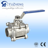 3PC Butt Weld Ball Valve Manufacturer