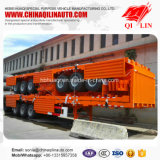 Factory Direct Supply of Low Price Dropside Semi Trailer