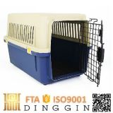 Plastic Pet Carrier for Dog Traveling