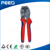 Universal Photovoltaic Portable Armoured Wire Installation Tool Terminal Crimping Plier