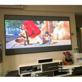 """Xyscreen LED Display Screen 100"""" 120"""" 150"""" Ambient Light Rejecting Projector Screen Pet Grid for Ust Projector"""