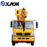 12 Ton Dongfeng Chassis Construction Mobile Truck Crane for Sale