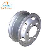 7.5-20 China High Quaity Tube Steel Wheel Rim for Heavy Duty Semi Trailer