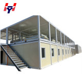 Cheap Expandable Big 2-Story Finished Container House for Sale