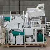 20 Tpd Cheap Combined Set Rice Mill Grain Machine for Sale