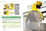 Bridge Multiblade Block Cutter (QSQ2200/2500/3000) for Granite/Marble Cutting - Stone Cutting Machinery