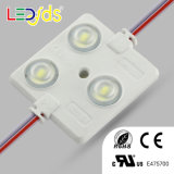 165 Viewing Angle 3PCS IP67 Waterproof 5630 SMD LED Module