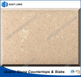 Stone Quartz Slab for Kitchen Countertop with SGS & Ce Certificate (Marble colors)