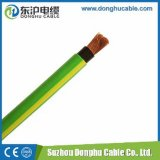 Wholesale flame retardant green electrical wire