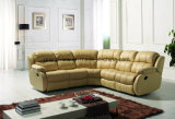 2018 Living Room Furniture Reclining Sectional Sofa Set 3PC