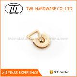 Gold Color Flexible Pendant Handbags Decoration Hardware