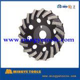 1&⪞ Apdot; Segments Diamond Grinding Cup Wheel Grinding Blade