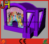 Custom Inflatable Combination for Kids, Bouncing Castle Inflatable for Commercial, Inflatable Slide