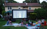 Giant Inflatable Cinema Screen / Outdooor Inflatable Screen for Sale