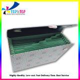 Folding Magazine File Folder Holder Handbag Shaped Documents File Storage Cardboard Paper Box Double Business File Box