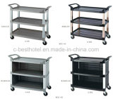 Restaurant Hotel Room Service Trolleys, Service Cart, Food Service Trolley for Restaurant Equipment